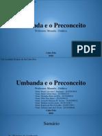 Umbanda e o Preconceito Slides PDF(2)