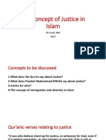 Justice-in-Islam