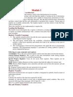 BCSA2001_Module 1