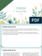 Green Art Template-WPS Office.pptx
