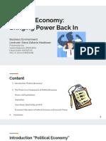 Political Economy phase2