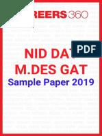 NID-DAT-Sample-Paper-2019-MDes-GAT