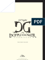 Doppleganger Chronicles Vol 1  First Chapter