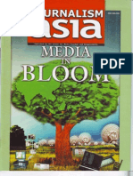 Journalism Asia 2001