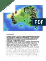 A História da Lemúria