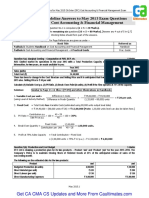ca-ipcc-costing-and-financial-management-suggested-answers-may-2015