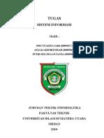 Sistem Informasi Penjualan Tiket Bus Cv. Xxx