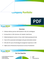 CanWill Technologies Portfolio