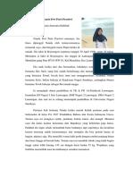 Teks Biografi Nanda