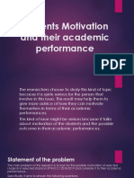 Students-Motivation-and-their-academic-performance