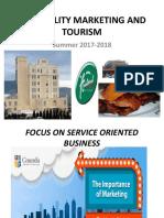 HOSPITALITY MARKETING AND TOURISM2017summer (1)