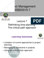 Project Management APU Lec 7