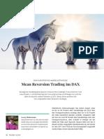Traders Strategie-DAX