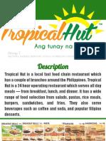 COM DESIGN Tropical Hut