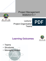 Project Management APU Lec 11