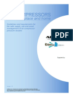 Air compressor guide AICIP and CAAA - Guidelines and requirements for asset management of pressure vessels