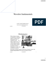 07-1 - Wavelets Fundamentals