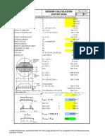 demister beam calculation- Final.pdf