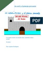 La caperucita azul y el príncipe proxeneta (primera edición)