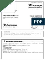 Caixa satelite