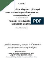 clase 1 pdf ineco evaluación neurocognitiva