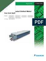Chilled Water Fan Coil Unit (FWW-VC)