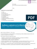 clase 1 pdf autismo y psicosis
