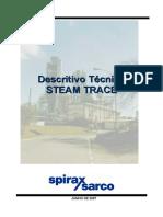 Descritivo tecnico STEAM TRACE