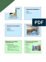 Presentación manipulación de Citostáticos Cu