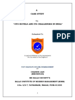 Chandni MM1820126 Oyo and its challenges in India.docx