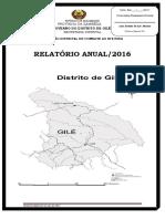 Relatorio Anual 2016 gilé