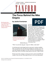 Phil Knight_ the Force Behind Nike