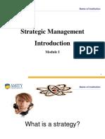 MODULe study