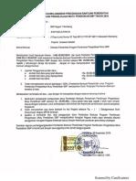LPJ dan Dok SMPN 1 Bantaeng
