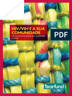 HIV and your Community FINAL Version - Portuguese