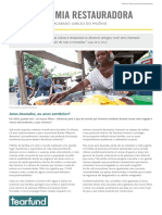 Tearfund TheRestorativeEconomy summary Port