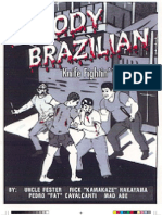 Bloody Brazilian Knife Fighting Techniques