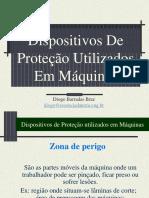 Aula 07 - Dispositivos de proteção em máquinas.ppt
