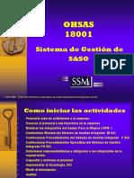 1present implementa OHSAS