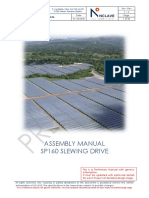 Assembly manual SP160 - Slewing Drive (2)