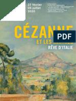Exposition Cézanne Et Les Maitres au Musée Marmottan Monet
