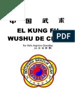 EL KUNG FU WUSHU DE CHINA.