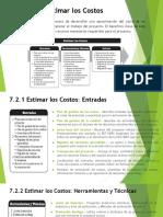 7.2 Estimar los Costos.pptx