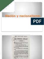 Nación, nacionalidad, nacionalismo