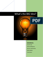 What's the BIG Idea.docx