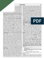 CASACIÓN LABORAL N° 891-2017 LIMA  ambito de aplicación del convenio solo afiliados
