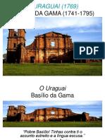 GAMA, Basílio. O uraguai - análise.ppt