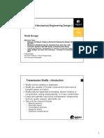 Shaft Design.pdf