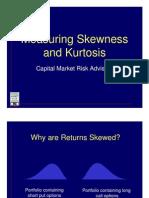 Measuring Skewness