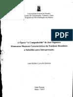 A Ópera A Compadecida de José Siqueira elementos musicais característicos do nordeste brasileiro e subsídios para interpretação..pdf